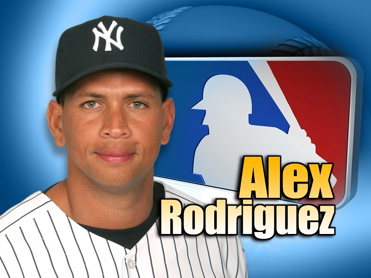 Alex Rodriguez (Baseball player)