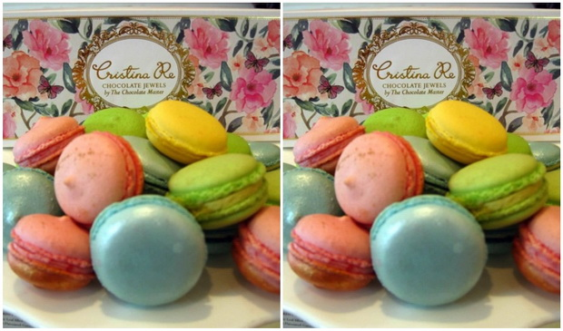 Haute Couture Macaroons