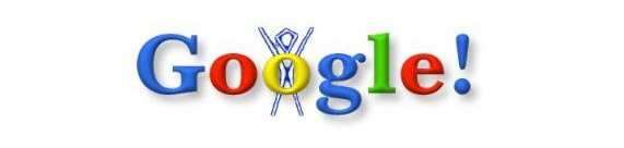 How Google doodles started