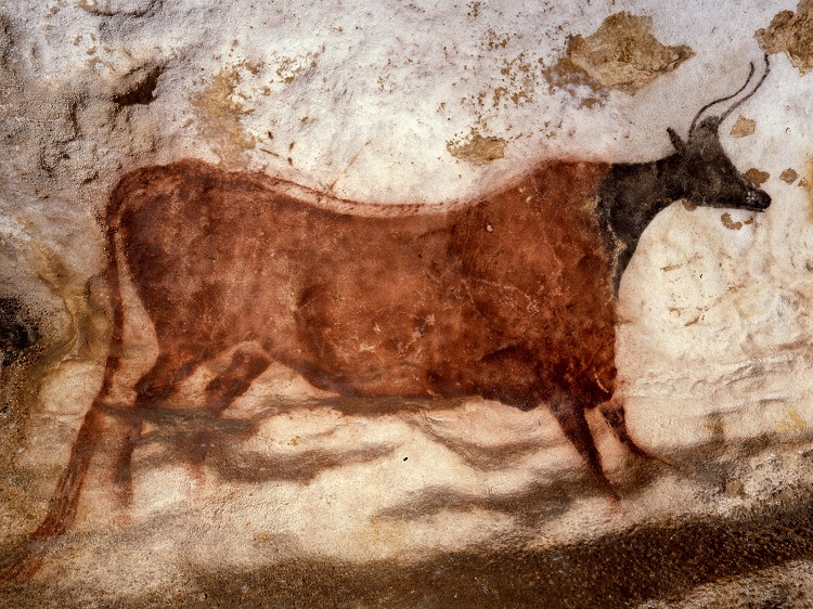 Lascaux Caves: A Complex of Caves Famous for Its Paleolithic Cave Paintings (France)