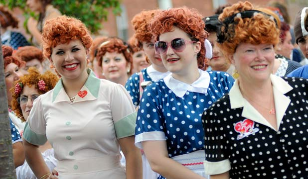 Lucy Lookalikes