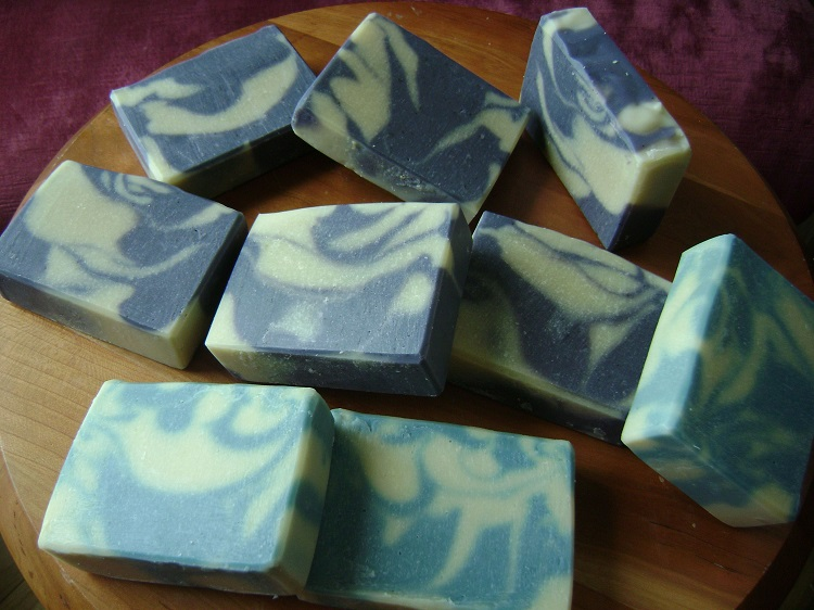 Made a soap bar
