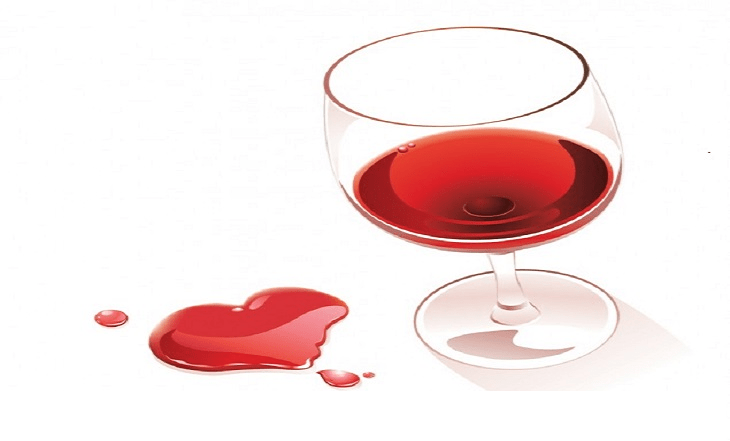 Red wine protects your heart