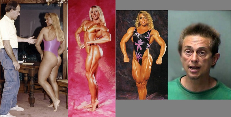Former beauty pageant contestant now is all muscles