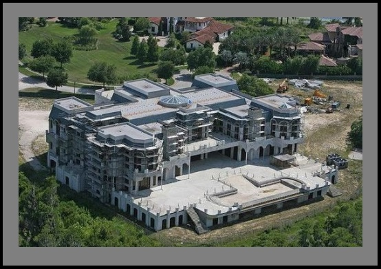 In US there is one largest home for family built in Florida Versailles