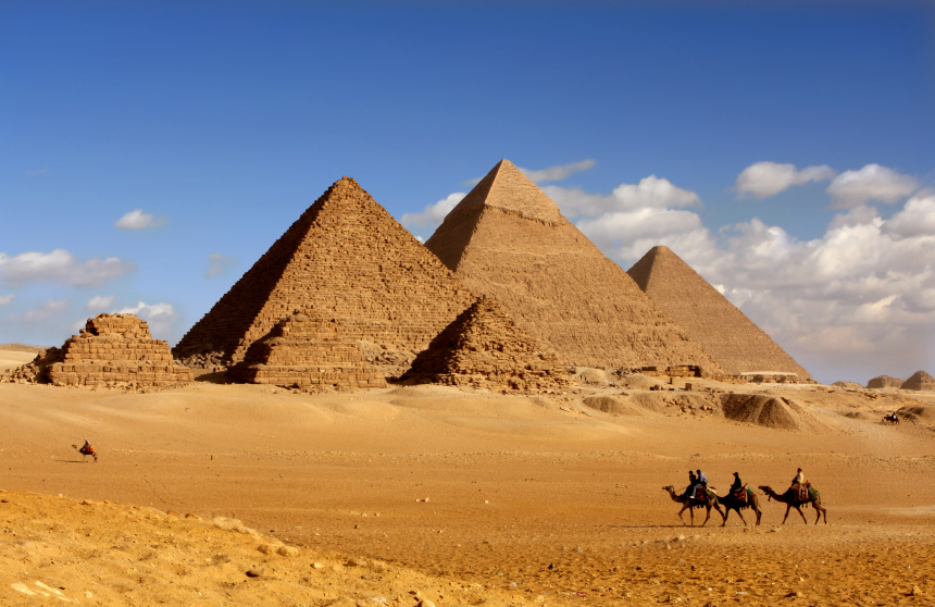 Egypt is the oldest sovereign country