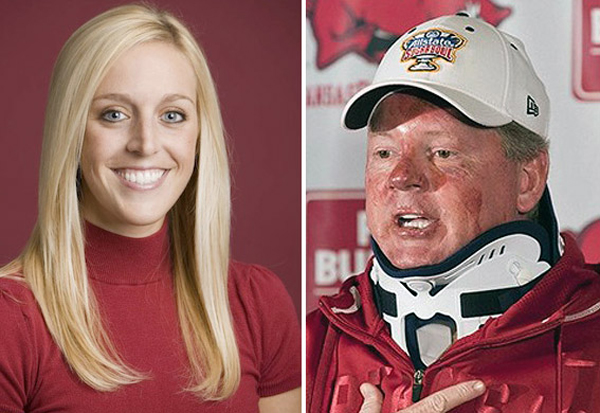 Former College Football Coach Caught Cheating After Being In an Accident with Fiance