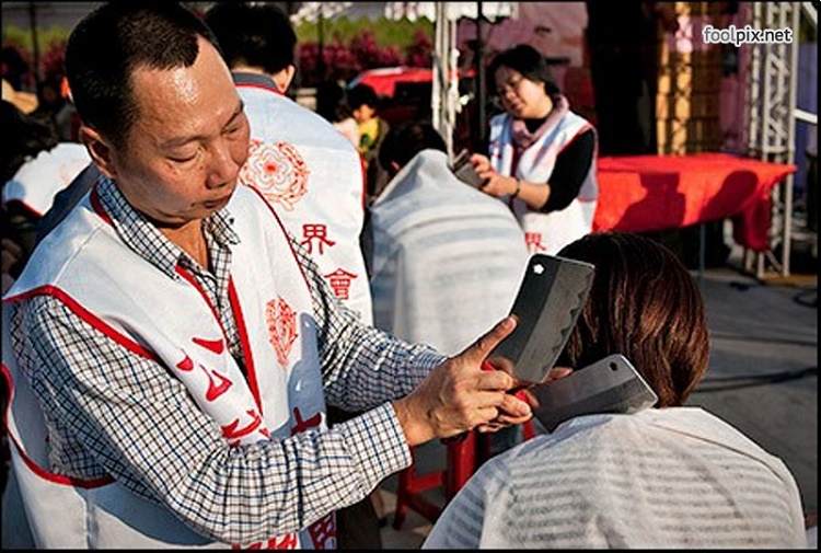 Meat Cleaver Massage