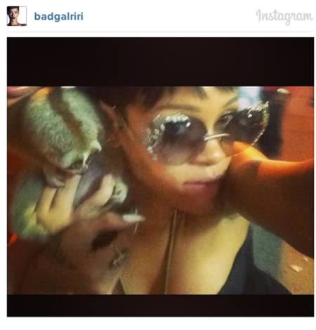 When Pop Star Rihanna found herself in trouble for posting a Selfie