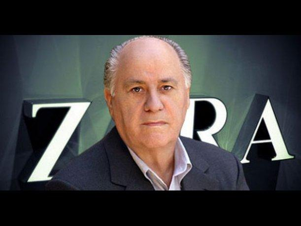 Amancio Ortega ($60 billion)