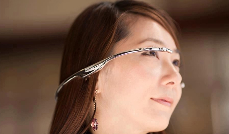 Glasses that translate foreign language