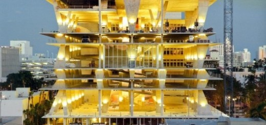 Most strange parking lots and spaces in the world