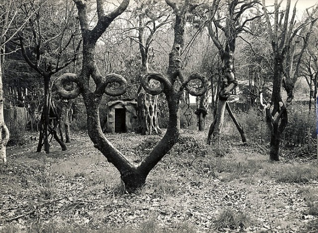 The Circus Trees