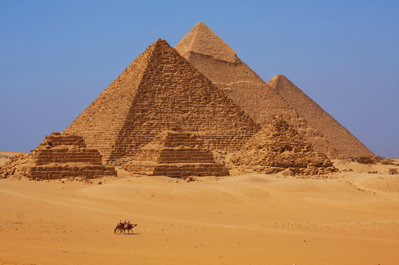 8b1ee4241447 Did you know these facts about the Great Pyramid of Giza  - Trending ...