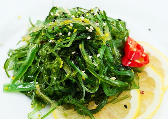 Sea Vegetables/Seaweeds