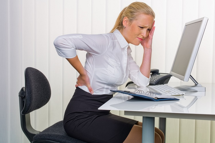 Having a Desk Job Can be A Significant Strike Against your health