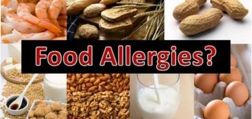 Effective home remedies for food allergy