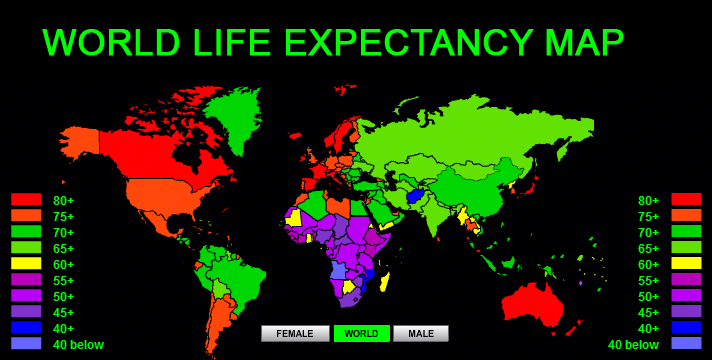 Can life expectancy be increased by medicines