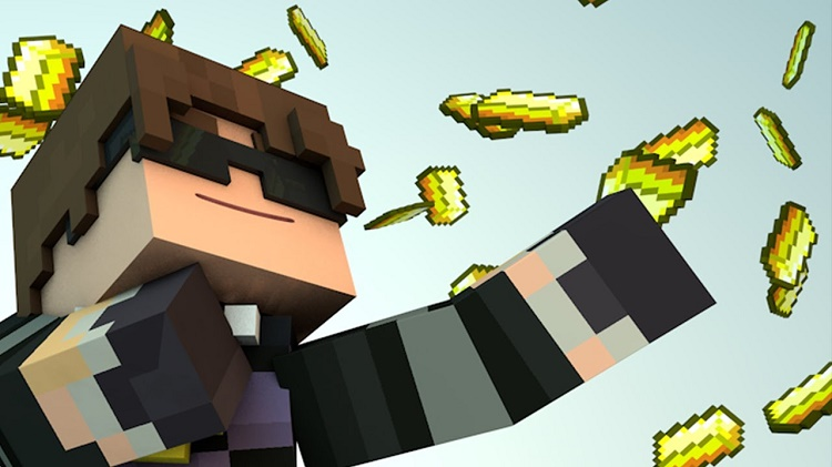Skydoesminecraft ($5.9 million)