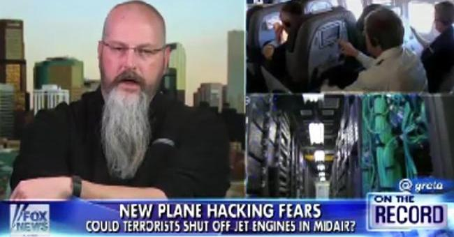 Your Plane can be hacked in midflight. A mystery revealed