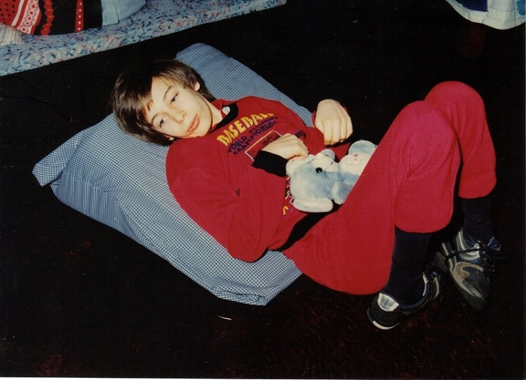 About Martin Pistorious