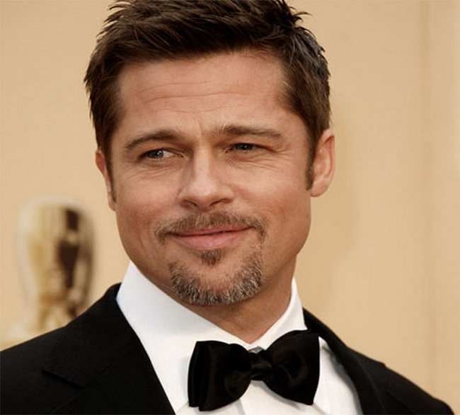 Brad Pitt gave up addictions for a new life