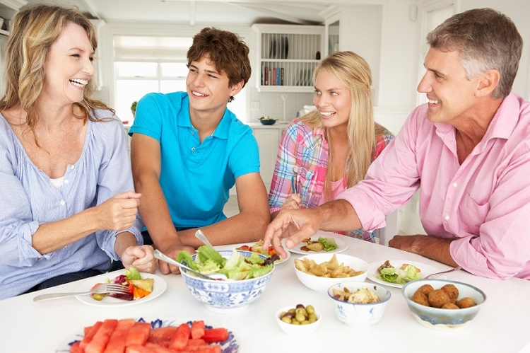 Your environment can increase your food intake