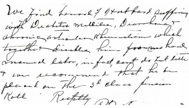 Doctors' handwriting takes lives