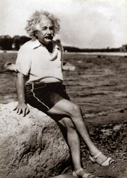 Einstein on the beach, 1939