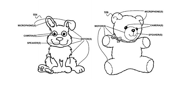 Google's patent and concept