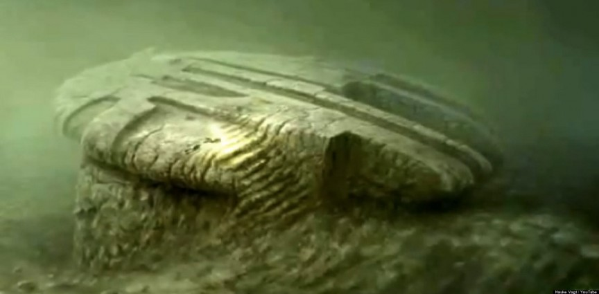 Mysterious object in Baltic Sea