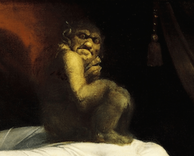 One GOOD NEWS: You cannot die of sleep paralysis