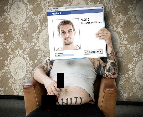 Robber forgot to log out of Facebook at his victim's house