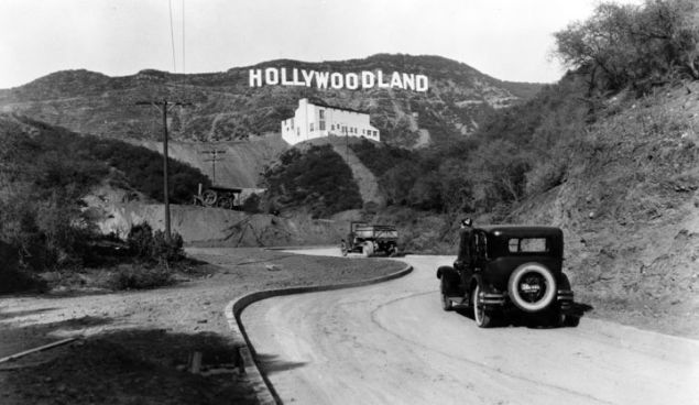 When Hollywood was Hollywood Land