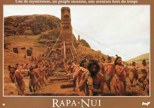 The relationship between the Rapa Nui people and the statues