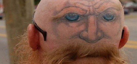 The worst tattoos of the world which will make you cringe