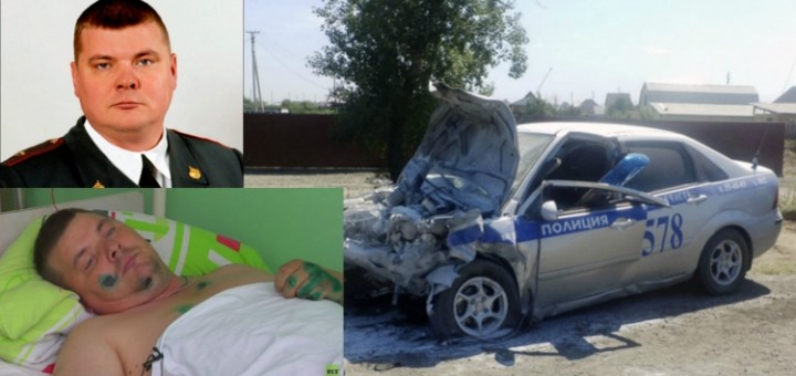 Everyone should salute this Russian cop. Read to know the reason why?