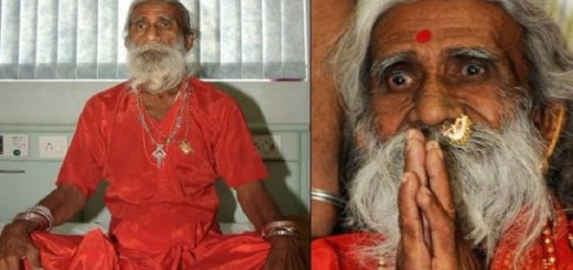 Unbelievable!!This man has not eaten or drank anything for 75 years