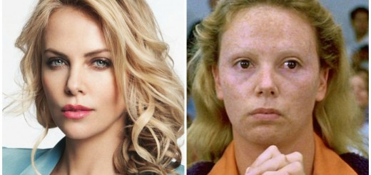 8 Celebrities made ugly for their movie roles