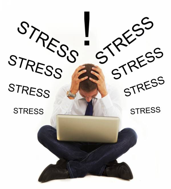 Can the stress be lowered?