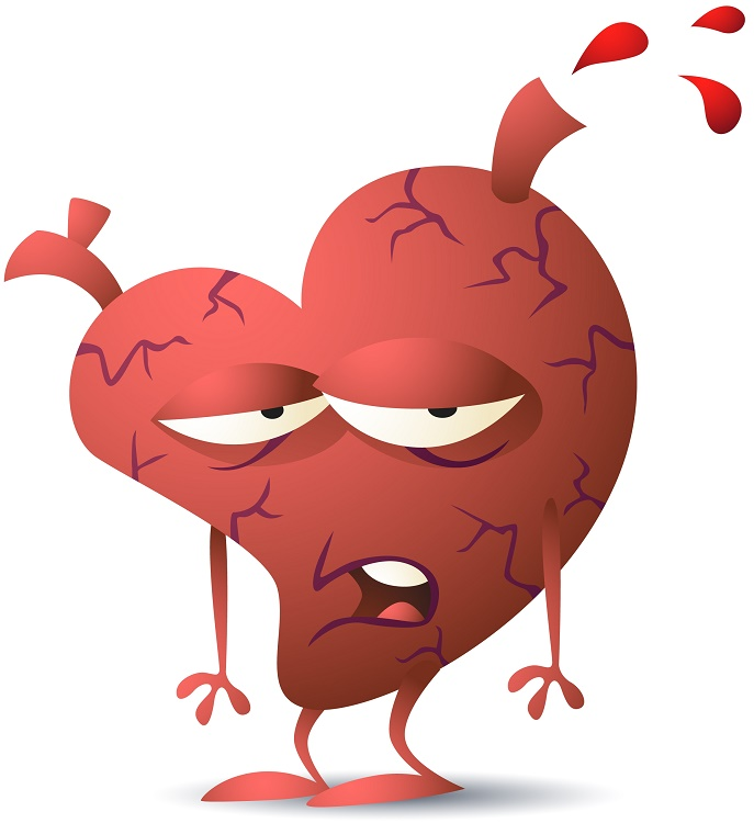 It increases the risk of heart diseases