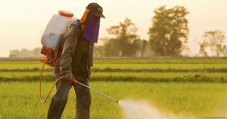 What are the side effects of glyphosate?