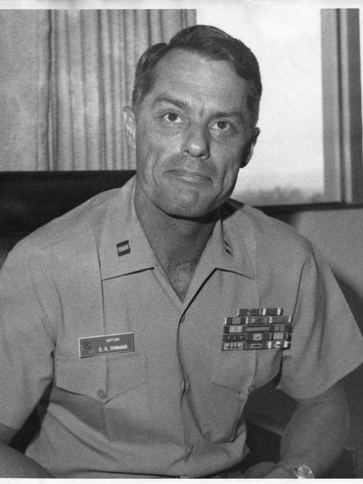 Major Donnie Dunagan