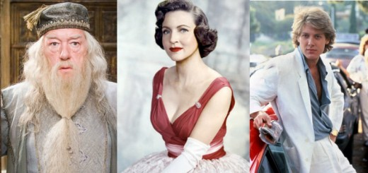 How these old hollywood actors of today looked in their Youth years