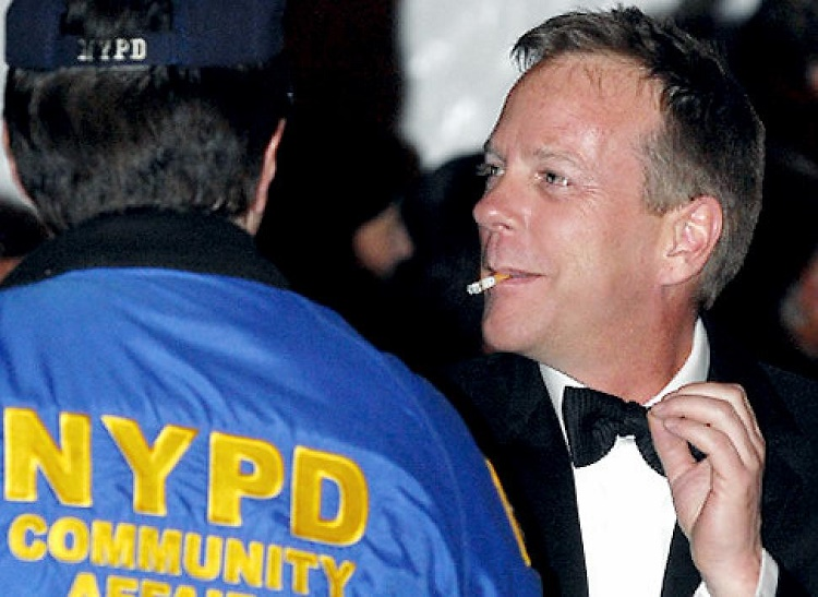 Kiefer Sutherland Scammed By a Business Venture