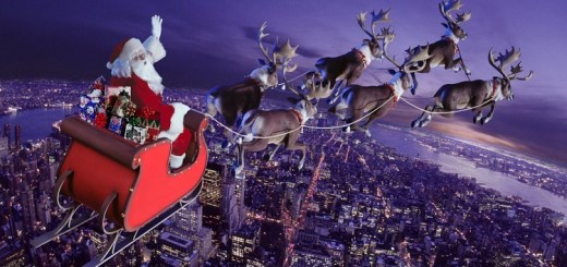 Now you can track where Santa Claus is on Christmas. Thanks to NORAD and Google!