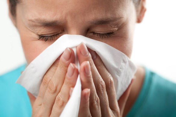 The common winter ailments-common cold and cough!