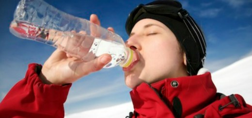 Ways you can ensure an adequate water intake during winters