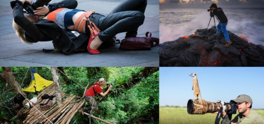 10 Amazing photographers ready to do anything for that perfect shot