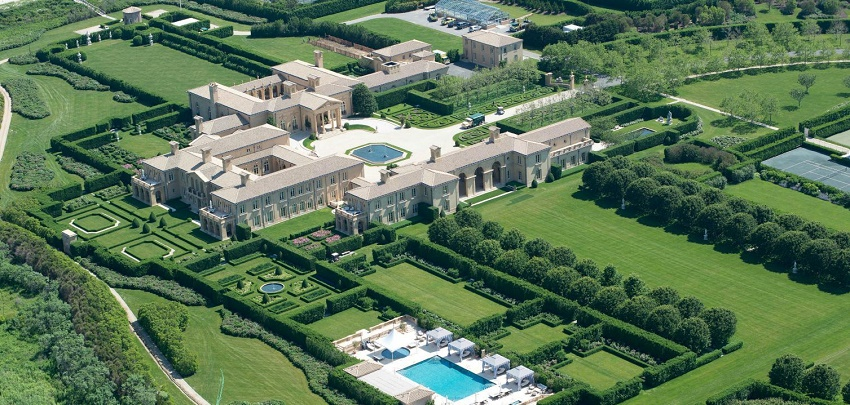 Ira Rennerts And His Hamptons Home